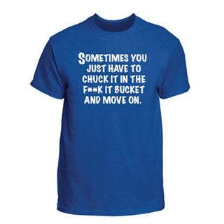 Chuck It T-Shirt