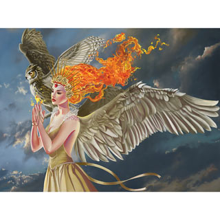 Spirit of Flame 1000 Piece Jigsaw Puzzle