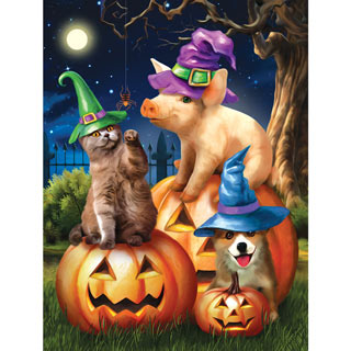 Ready To Party 300 Large Piece Jigsaw Puzzle