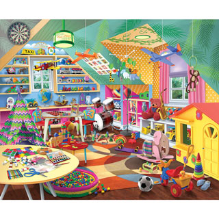 Childs Play 500 Piece Jigsaw Puzzle