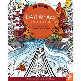 Daydream - Seasons Coloring Book