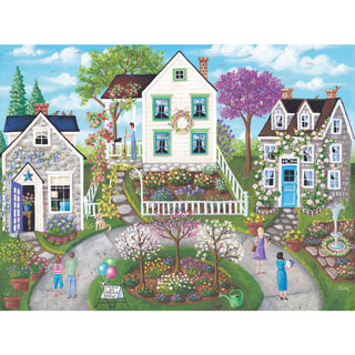 Home and Garden Show 300 Large Piece Jigsaw Puzzle