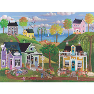 Autumn in the Air 300 Large Piece Jigsaw Puzzle