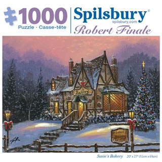Susie's Bakery 1000 Piece Jigsaw Puzzle