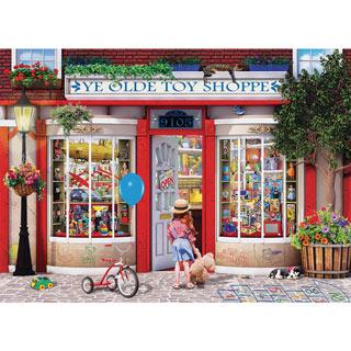 Ye Olde Toy Shoppe 1000 Piece Jigsaw Puzzle