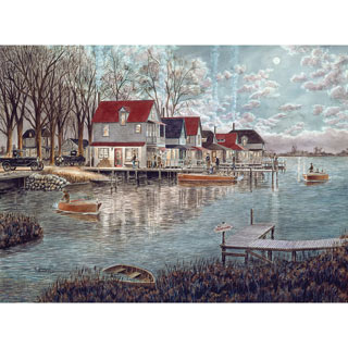 Rum Runners 1000 Piece Jigsaw Puzzle