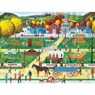 Harvest Festival 550 Piece Jigsaw Puzzle