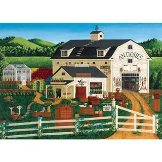 Jodie's Antique Barn 1000 Piece Jigsaw Puzzle
