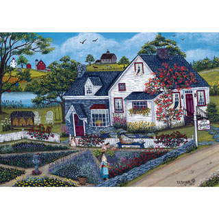 Herbery 72 300 Large Piece Jigsaw Puzzle