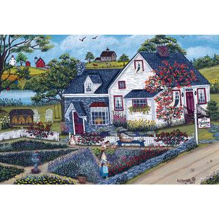 Herbery 72 500 Piece Jigsaw Puzzle