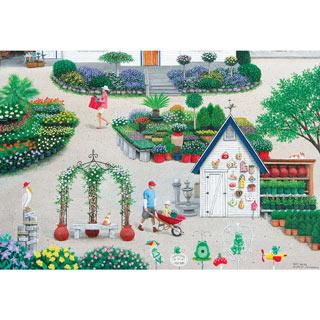 Best Buds 500 Piece Jigsaw Puzzle