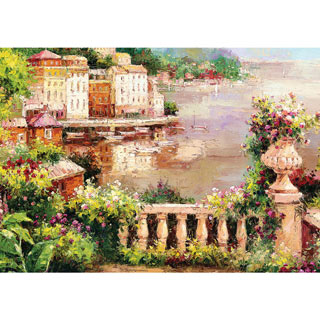 Prelude To Summer 1000 Piece Jigsaw Puzzle
