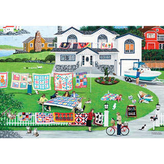 Cat Lovers Special 500 Piece Jigsaw Puzzle