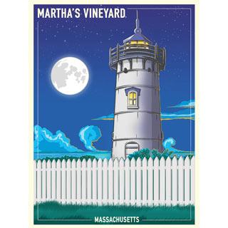Martha's Vineyard 300 Large Piece Jigsaw Puzzle