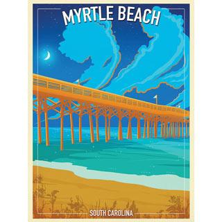 Myrtle Beach 500 Piece Jigsaw Puzzle
