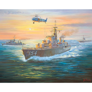 Coming Home 300 Large Piece Jigsaw Puzzle