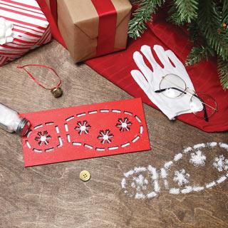 Santa Evidence Kit