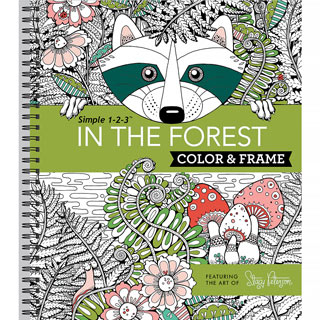 Color Counts Book - In The Forest