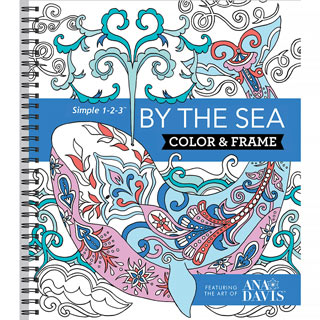 Color Counts Book - By The Sea