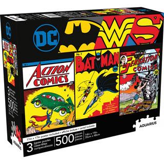 3 in 1 DC Comics Multipack