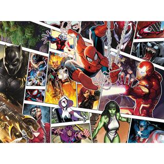 Marvel Panels 500 Piece Jigsaw Puzzle