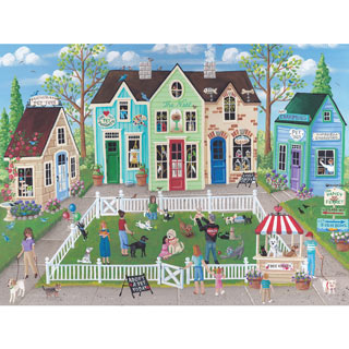 Love For All–All For Love 500 Piece Jigsaw Puzzle
