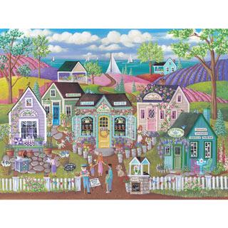 Flower Festival 500 Piece Jigsaw Puzzle