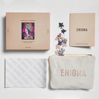 Enigma Ashima Kumar 550 Piece Jigsaw Puzzle