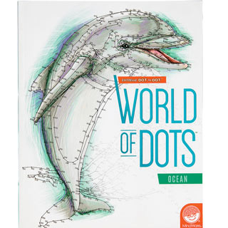 World of Dots Book - Ocean World
