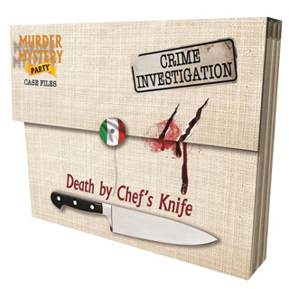 Death By Chef's Knife