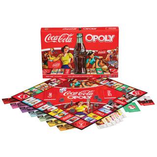 Coca-Cola Opoly Game