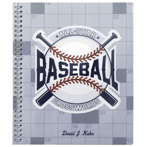 All-Star Baseball Crosswords