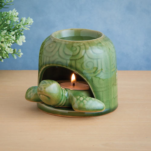 Turtle Tea Light