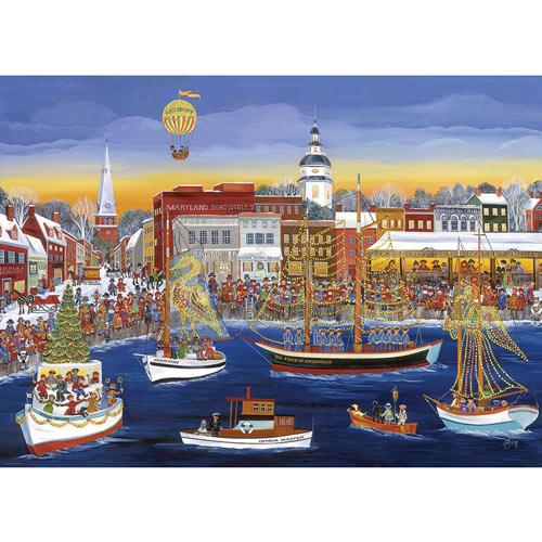 Seaside Holiday 300 Large Piece Jigsaw Puzzle