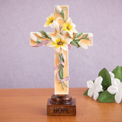 Standing Hope Cross