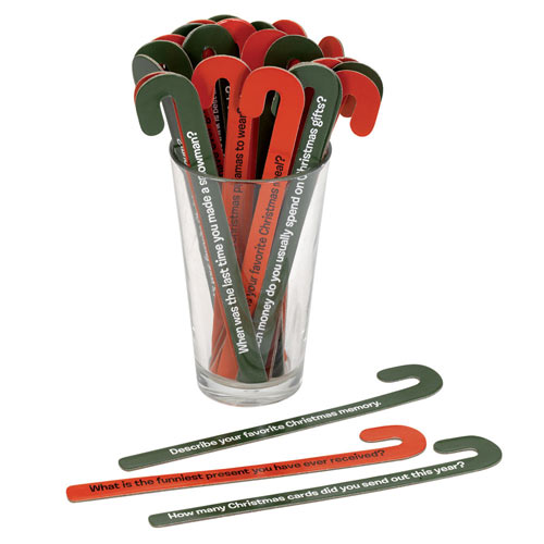 Christmas Conversation Candy Canes