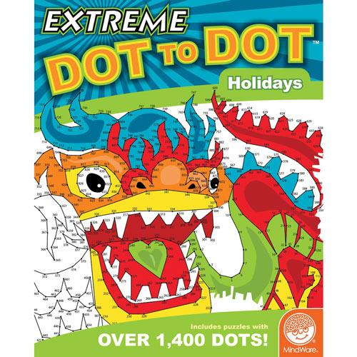 Holidays - Extreme Dot to Dot Books