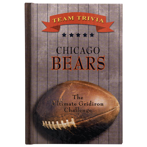 Team Trivia Books - Bears