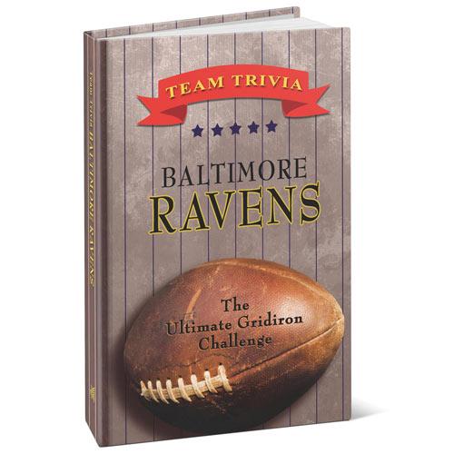 Team Trivia Books - Ravens