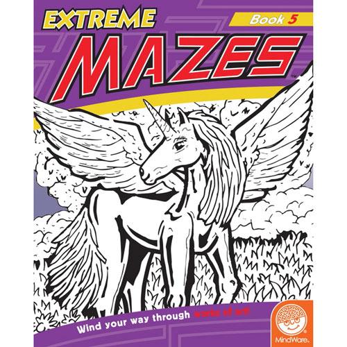Extreme Mazes - Book 5