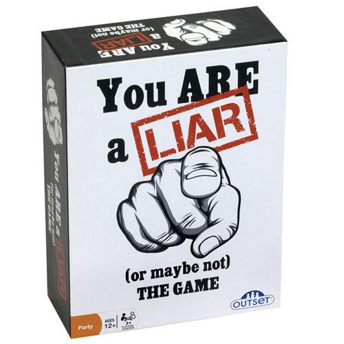 You Are A Liar