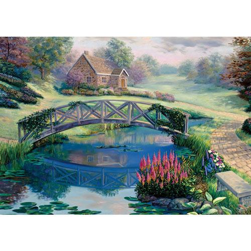 Blue Lagoon 1000 Piece Jigsaw Puzzle