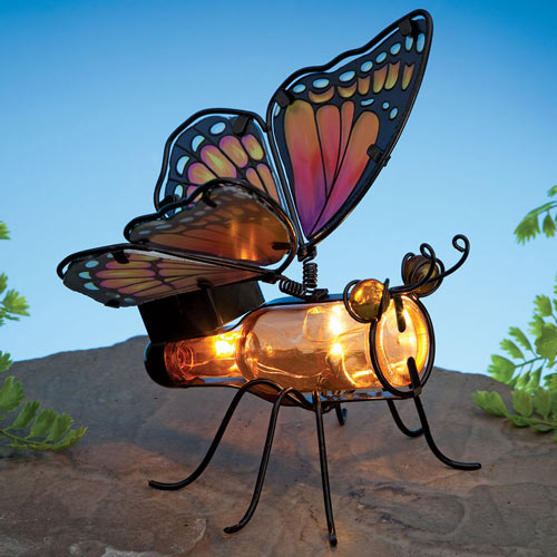 Light-Up Monarch Butterfly