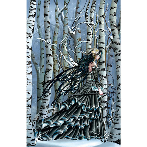 Aveliad in the Forest 1000 Piece Jigsaw Puzzle