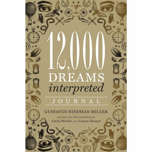 12,000 Dreams Interpreted Book