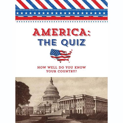 America: The Quiz Book