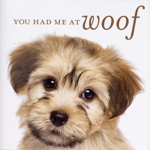 You Had Me at Woof Book