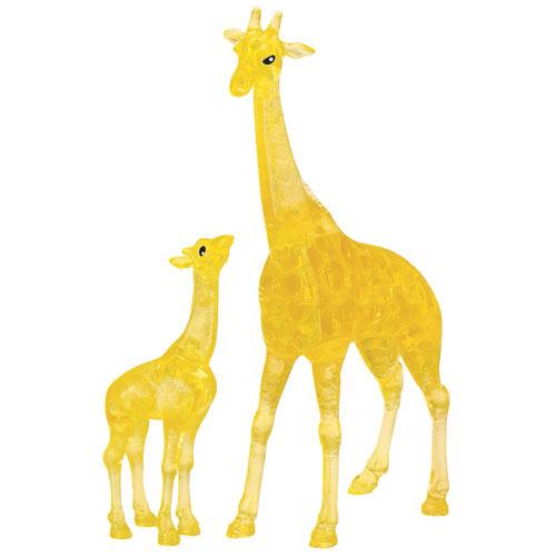 Crystal Giraffe Puzzle