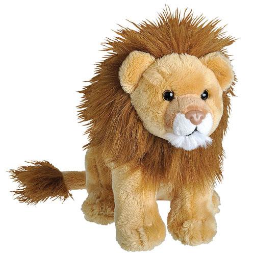Sound Plush Animals- Lion