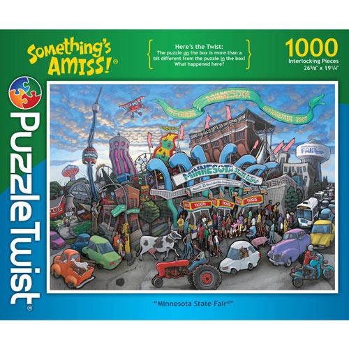 Minnesota State Fair 1000 Piece Jigsaw Puzzle